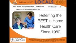 best home health care Fort Lauderdale