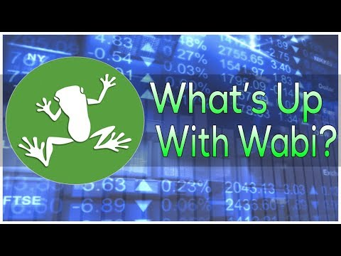 Whats Up With Wabi? Updates, Analysis, and the Future of Wabi/Walimai 2018
