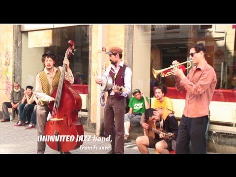 Street Musicians - Istiklal Avenue, Istanbul