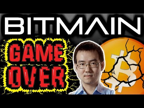Bitmain #REKT. The Mining Giant FAIL! Jihan Wu AWOL? Bitcoin Dominance Falls!
