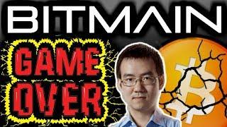 Bitmain #REKT. The Mining Giant FAIL! Jihan Wu AWOL? Bitcoin Dominance Falls!
