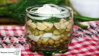 Салат под водочку