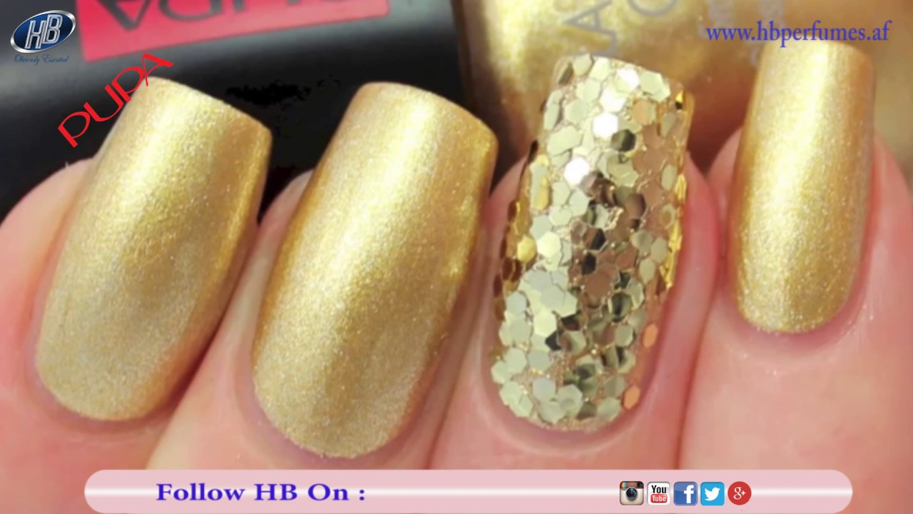 How To Apply Pupa Nail Art Mania By Pupa || Puap Introduce New ...