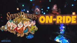 Seven Dwarfs Mine Train On-ride Front Seat (HD POV) Magic Kingdom WDW