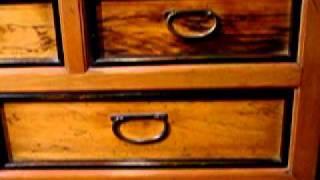 Japanese Antique Furniture Antique Tansu.mpg