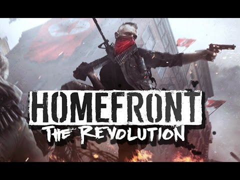 Homefront 2: The Revolution | Трейлер PS4 Xbox One 2015