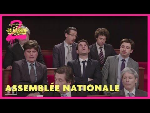 L'assemblée nationale - Palmashow