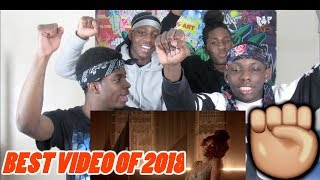 Video Kendrick Lamar, SZA - All The Stars (Best Video 2018) - REACTION! *REUPLOADED* download MP3, 3GP, MP4, WEBM, AVI, FLV Juli 2018