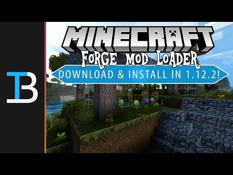 How To Download & Install Forge In Minecraft 1.12.2