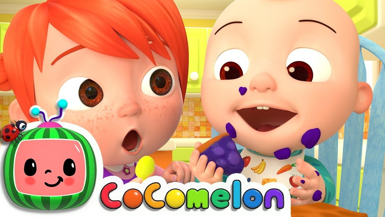 No No Table Manners Song | CoCoMelon Nursery Rhymes & Kids Songs