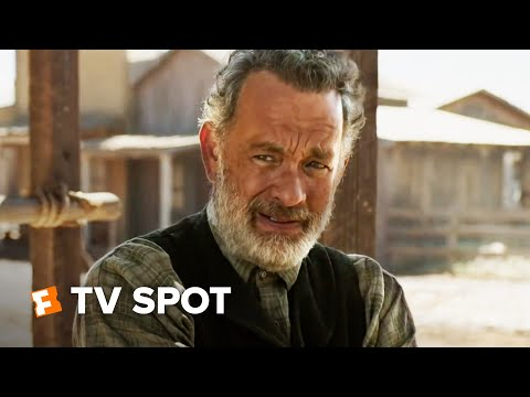 News of the World TV Spot (2020)   Movieclips Trailers