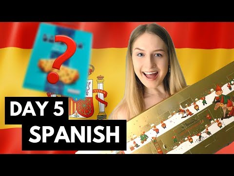 SPANISH CHALLENGE - CHRISTMAS SPECIAL🎄DAY 5