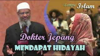 Dokter Jepang Mendapat Hidayah di Acara Dr. Zakir Naik