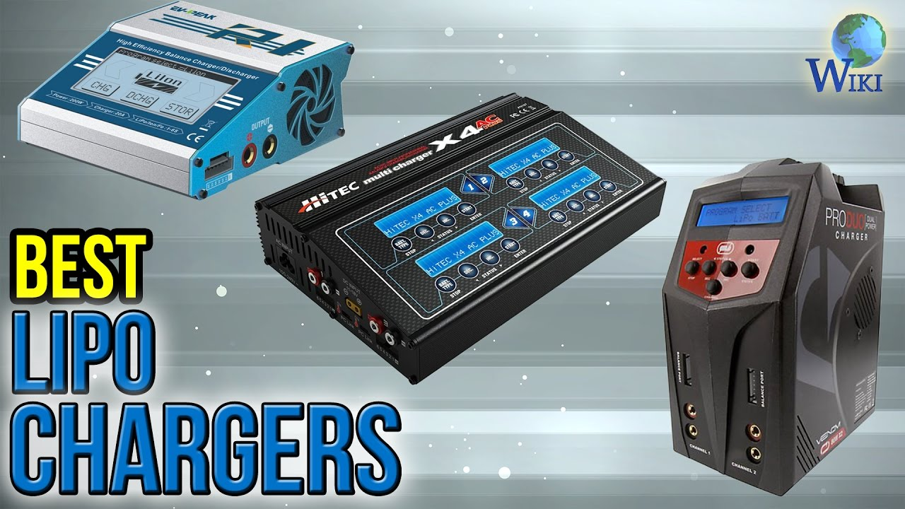 7 Best Lipo Chargers 2017 Youtube