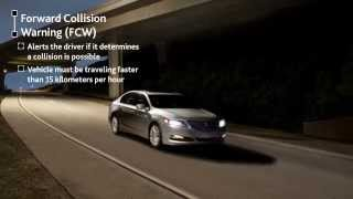 How to Use Acura's Forward Collision Warning (FCW)
