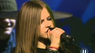 Avril Lavigne - Complicated & Sk8er Boi @ Live at The Dome 30/11/2002