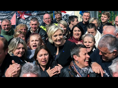 France Presidential Election: Macron booed at Whirlpool plant after Le Pen media stunt