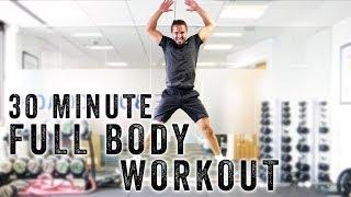 30 MINUTE FULL BODY FAT BURNER | THE BODY COACH