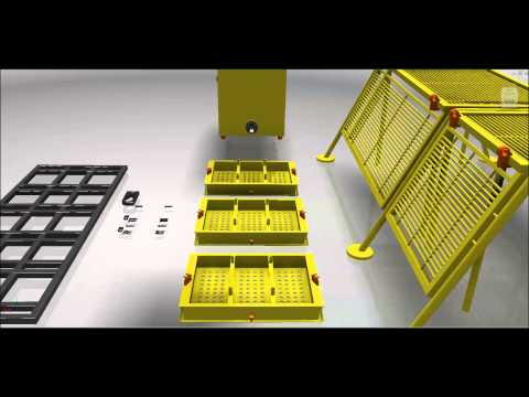 Semesteroppgave Autodesk Inventor og 3Ds Max design Subsea enviroment Animation