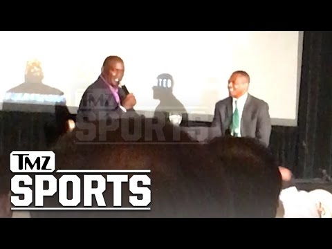 Lawrence Taylor- Joe Theismann Should Thank Me...For Snapping His Leg! | TMZ Sports