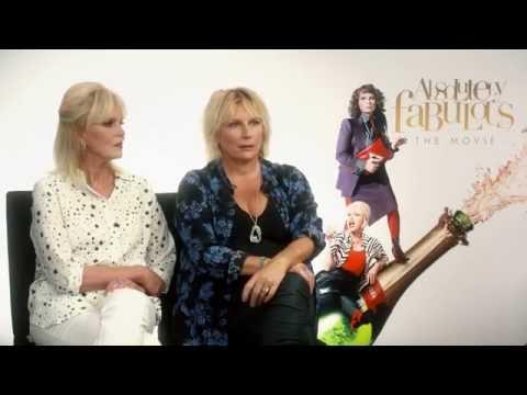 Writing tips, fashion secrets and life advice with Patsy and Edina