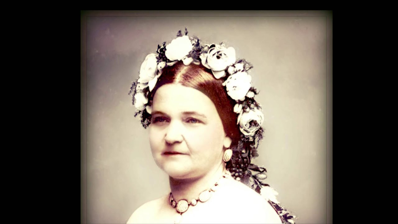 First Lady Biography Mary Todd Lincoln Youtube
