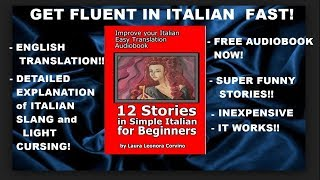 Italian Short Sories for Beginners - Languagesinatlanta.com