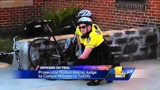 Pretrial motions hearing set in Freddie Gray case