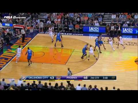 Oklahoma City Thunder vs Phoenix Suns   Full Game Highlights  March 3 2017