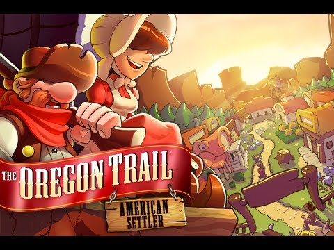 The Oregon Trail Settler - Building Game for Android