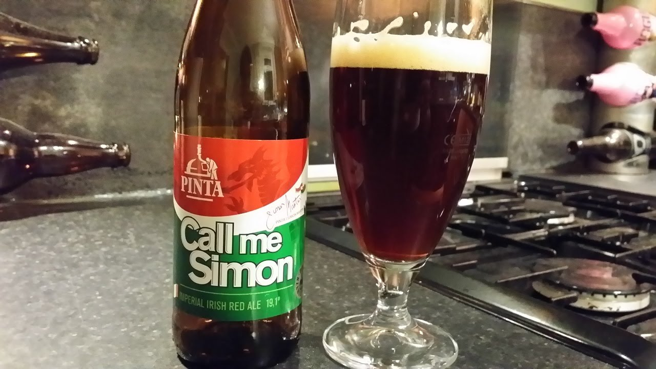 Real Ale Craft Beer Simon