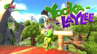 Yooka Laylee (Switch) Review (Video Game Video Review)