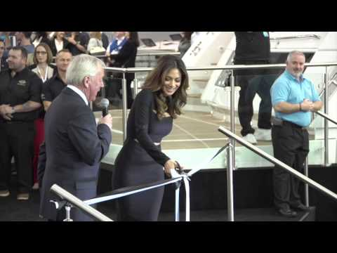 Sunseeker Charters - London Boat Show 2015 Launch