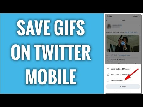 HOW TO SAVE GIFS TO YOUR CAMERA ROLL 2017 100% works! if you have any questions about this video, co.