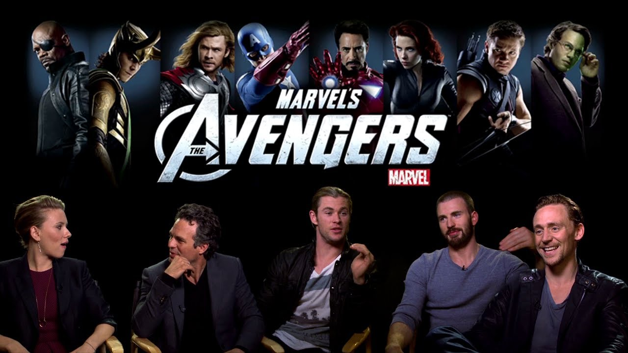 The Avengers (2012) Behind The Scenes Commentary - YouTube