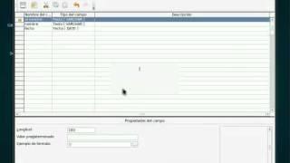 OpenOffice.org Base - Tablas, relaciones y consultas