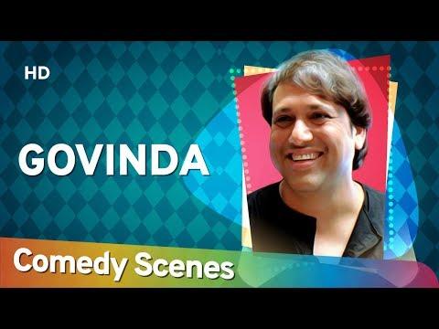 Govinda Blockbuster Comedy Scenes - गोविंदा की सबसे हिट् कॉमेडी सीन्स - #Shemaroo Comedy