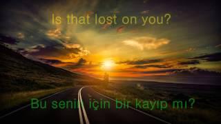 Lost on you şarkı sözleri