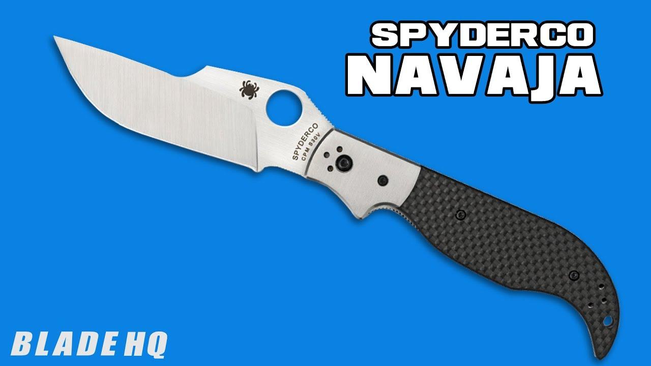 Spyderco Navaja: What's clicking? | BladeForums.com
