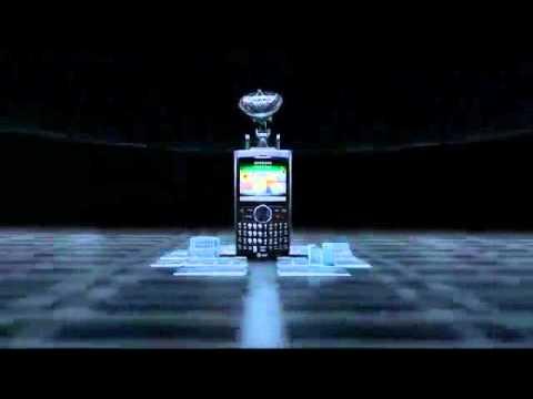 Samsung Blackjack Commercial