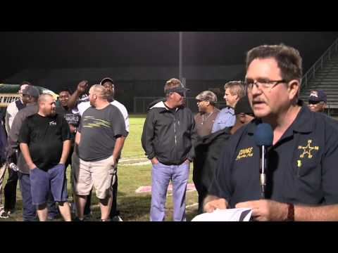 20 year reunion of 1995 State Champion La Marque Cougars