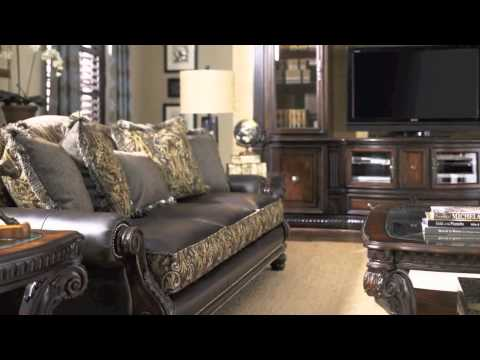 Grand Estates Bedroom Collection by Fairmont Designs  YouTube