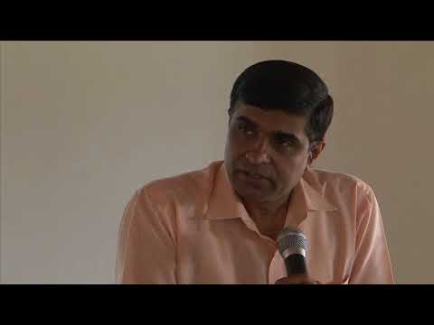 Talk by Dr.Shridhara, MD(KC), Principal, GAMC, Bangalore