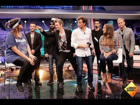 El Hormiguero 3.0 - Momento fan con los Backstreet Boys