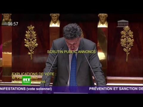 Vote de la loi anticasseurs et questions au gouvernement