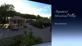 In volo su Argentario Camping Village, Argentario, Toscana