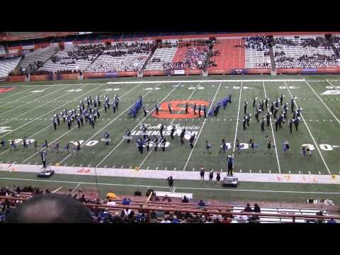 University At Buffalo Marching Band 2011