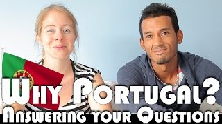 WHY PORTUGAL? LEAVING THAILAND & MOVING TO PORTUGAL Q&A (ADITL EP328)