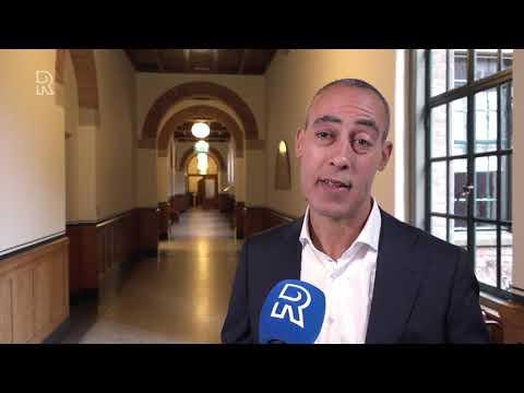 Wethouder Said Kasmi over het afgelasten van het songfestival in Rotterdam