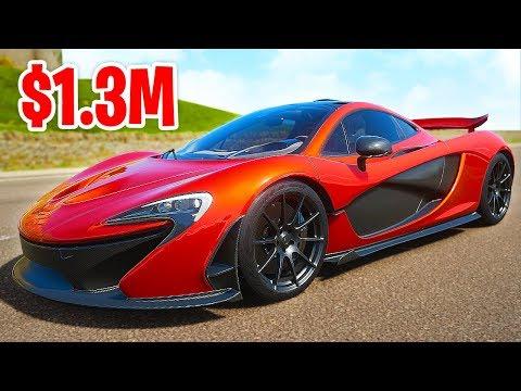 $1.300.000 MCLAREN P1 GEKOCHT! - Forza Horizon 4 thumbnail